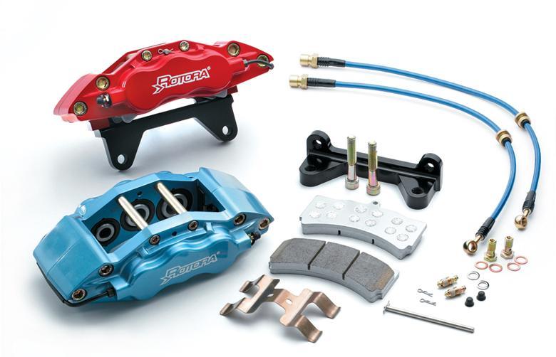 Rotora Brake Caliper Kits SUBARU - MVP Motorsports - USA's Premier
