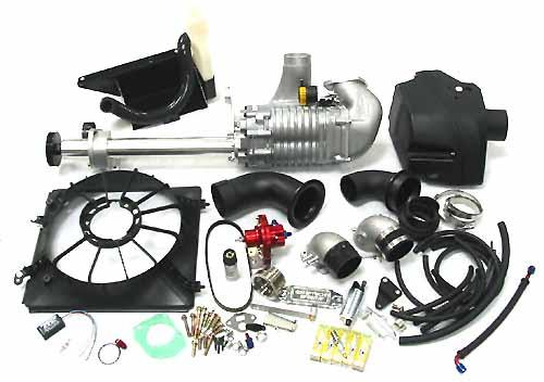 350-073 - CT Engineering Supercharger - CL/TL - Performance Auto