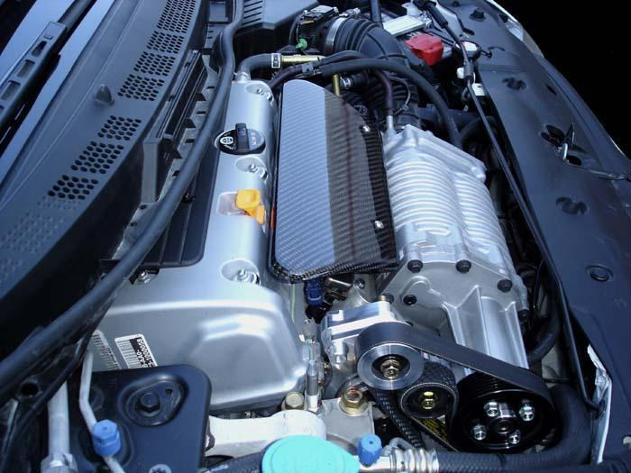 350-091 - CT Engineering Supercharger - Civic - Showstoppers USA