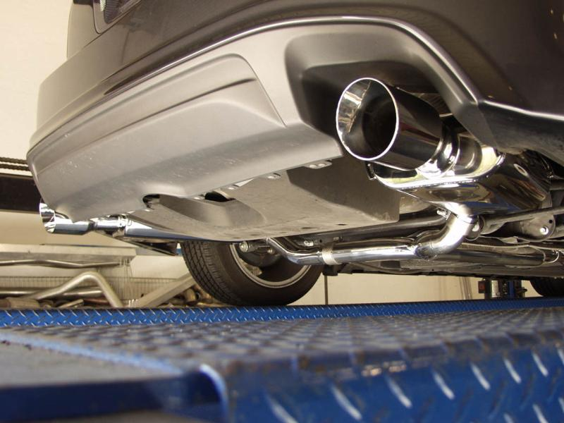 EXHUAR XLR Exhaust Systems Excelerate Performance European - 2006 acura tl performance parts